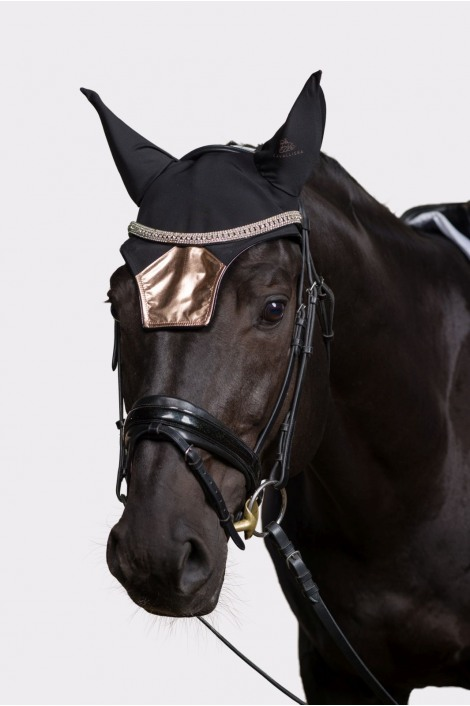 Technical Horse Ear Bonnets Short Version - ROSE GOLD