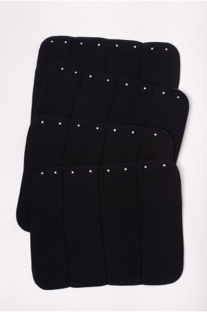 Technical Horse Bandage Pads - CRYSTAL