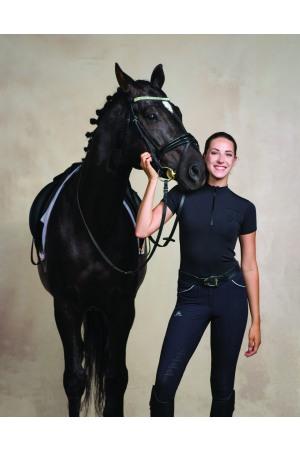 Riding Top Short Sleeve - TOP RIDER, Equestrian Apparel