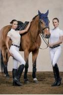 Riding Show Shirt - STELLA Long Sleeve, Technical