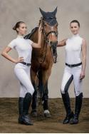 Riding Show Shirt - BELLA LACE Long Sleeve, Technical