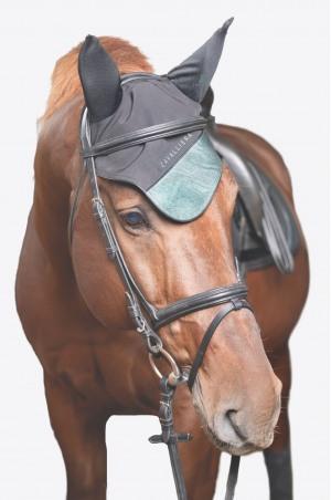 420-001121 Technical Horse Ear Bonnets DUSTY GREEN - Short Version