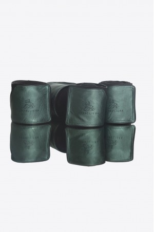 Horse Bandage DUSTY GREEN (4er/set)