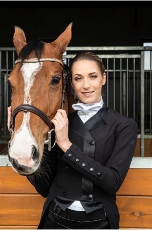 Riding Stock Tie TIARA - Equestrian Accessories