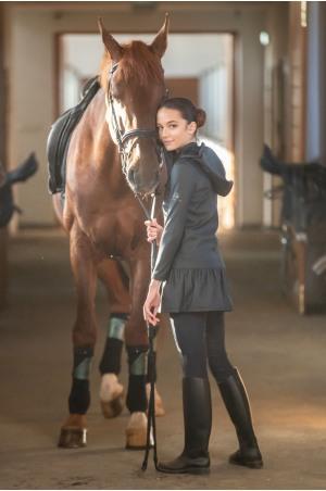 Riding Raincoat RAINY - Technical Equestrian Apparel