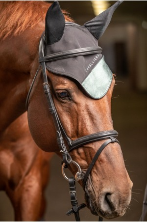 Technical Horse Ear Bonnets DUSTY GREEN - Short Version