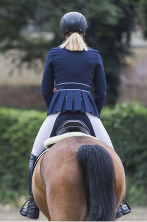 Riding Show Jacket CRYSTAL PURITY - Softshell, Technical Equestrian Apparel