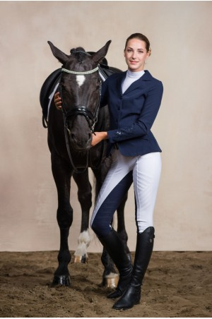 Riding Show Jacket MADEMOISELLE - Softshell, Technical Equestrian Apparel