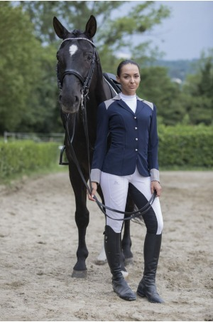 Riding Show Jacket SENTIMENT - Softshell, Technical Equestrian Apparel