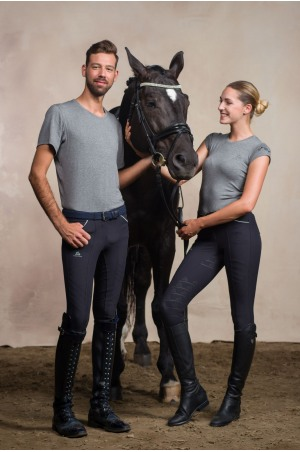 Riding Top Short Sleeve - GRANDEUR Equestrian Apparel