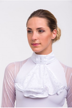 Riding Stock Tie - LACY, Equestrian Accessories