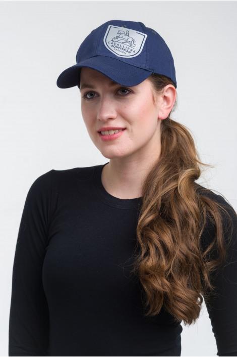 Riding Baseball Cap CAPITAL - Equestrian Accessories