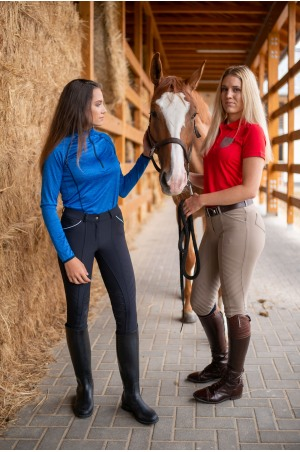 High Performance Riding Technical Top TOSCA - Long Sleeve, Equestrian Apparel