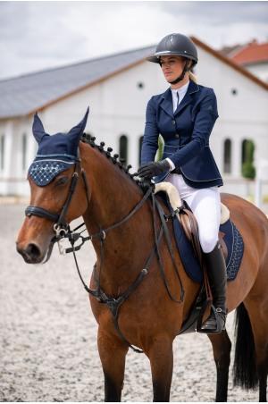 Technical Horse Ear Bonnets CRYSTAL BITS - Short Version, Horse EquipMANt