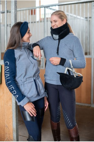 Fleece Turtle Neck Sweater  - MADISON, Equestrian Apparel