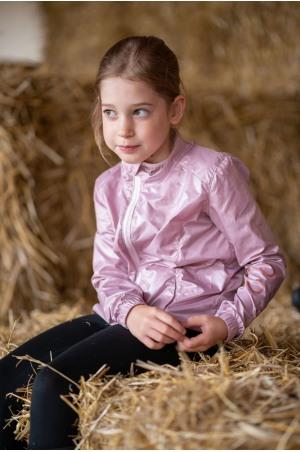 High Performance Riding Rain Coat  - ROSE KIDS, Technical Equestrian Apparel