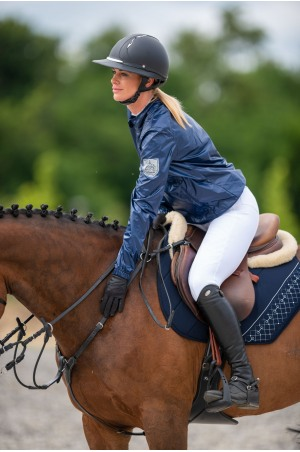 High Performance Riding Rain Coat  - CAPITAL, Technical Equestrian Apparel