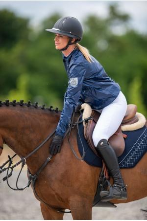 Imperméable d'équitation haute performance-CAPITAL,Tenue équestre technique