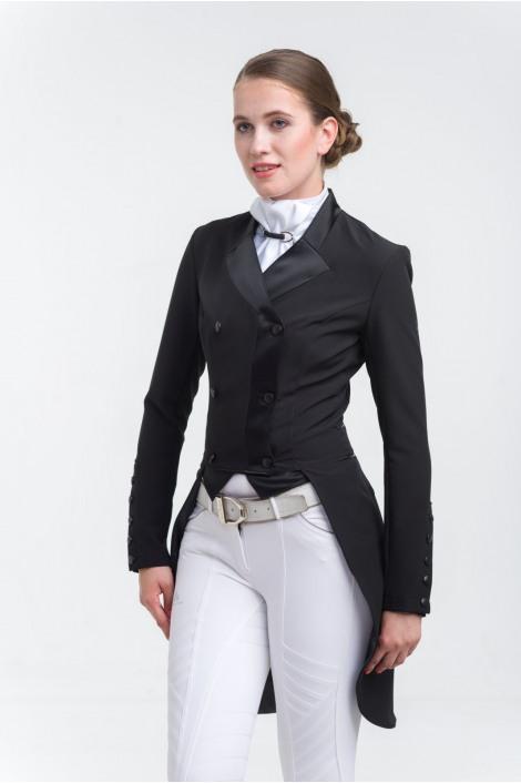 Dressage Tailcoat MODERN CLASS - SECOND SKIN TECHNOLOGY, Softshell, Technical Equestrian Show Apparel