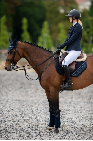 Technical Horse Bandage Pads - CRYSTAL BITS (4er/set) Horse EquipMANt