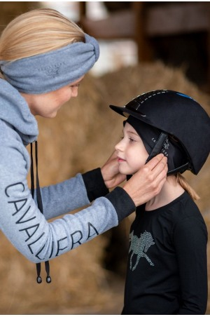 High Performance Riding Ear-Warmer PONYTAIL KIDS - Equestrian Accessories