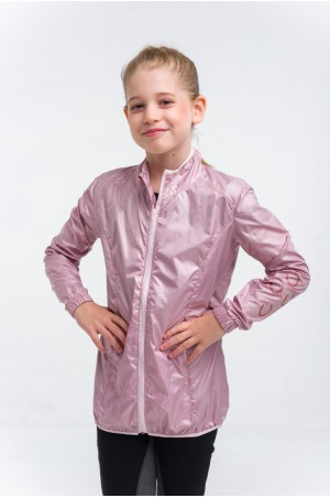 High Performance Riding Rain Coat  - ROSE KIDS, Technical Equestrian Apparel