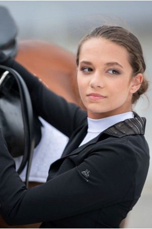 Riding Show Jacket CRYSTAL CLASS - Softshell, Technical Equestrian Show Apparel