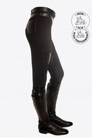 Riding Technical Leggings ROYAL PLEASURE II. - Full Seat Silicon, Technical Equestrian Apparel