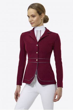 Riding Show Jacket PRIME - DOUBLE FRONT PANEL TECHNOLOGY Softshell, Technical Equestrian Apparel