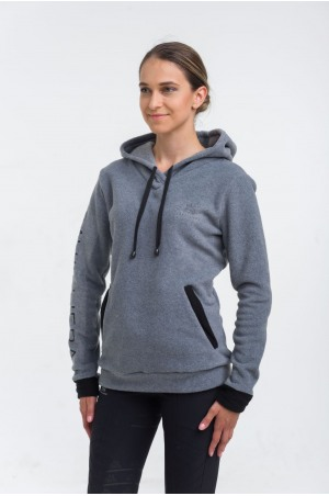 Fleece Hoodie Sweater - VELVET, Equestrian Apparel