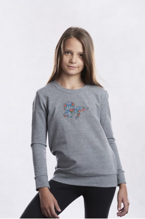162-203201 ROSY Winter Sweater for Kids