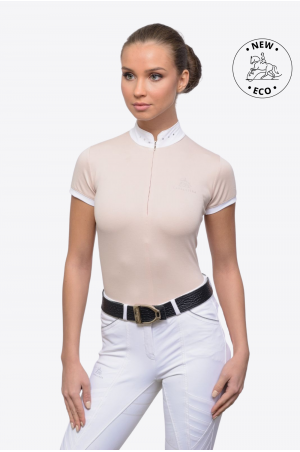 Riding Show Shirt - STELLA Short Sleeve, Technical