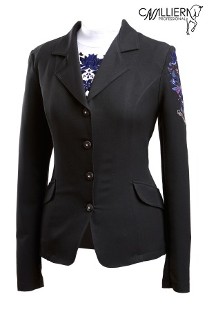 Cavalliera Professional FLOWERBOMB SOFTSHELL Show Jacket