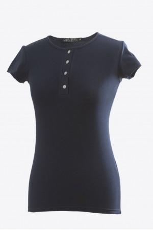 Cavalliera CHAMPION Feminine Style Short Sleeve Top