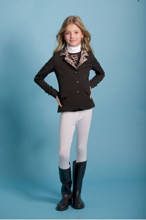Cavalliera Professional LACE ELEGANCE Competition Jacket