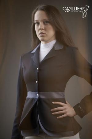 Cavalliera Professional ROMANCE SOFTSHELL Show Jacket
