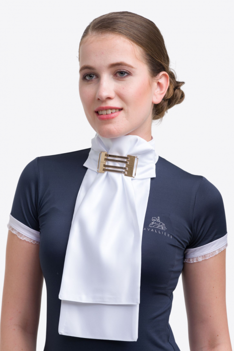 Riding Stock Tie METAL - Equestrian Show Accessories