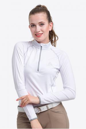 High Performance Turniershirt TOSCA, Langarm, Technische Turnierbekleidung
