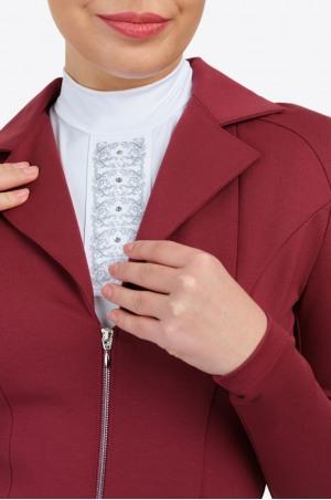 Lovas Versenyzakó ZIP CHIC - SECOND SKIN TECHNOLOGY, Technikai Lovas ruházat