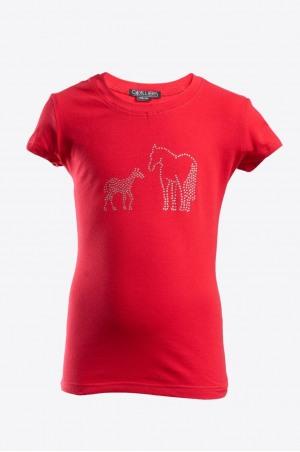 Cavalliera Kids MINI Short Sleeve Top