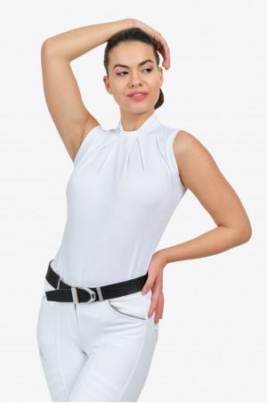 Блуза для выступлений FESTIVE - без рукавов, из технической ткани