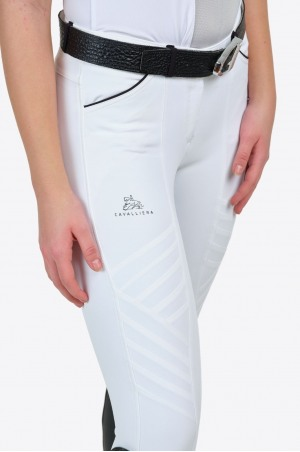 Riding Show Breeches ROYAL SPORT - Full Seat Silicon, Technical Show Equestrian Apparel
